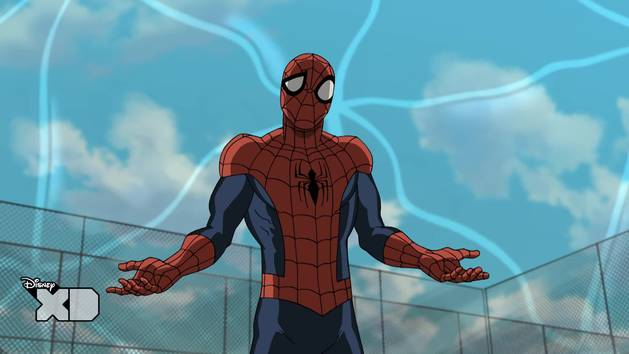 Ultimate Spider-Man - Capture The Flag!