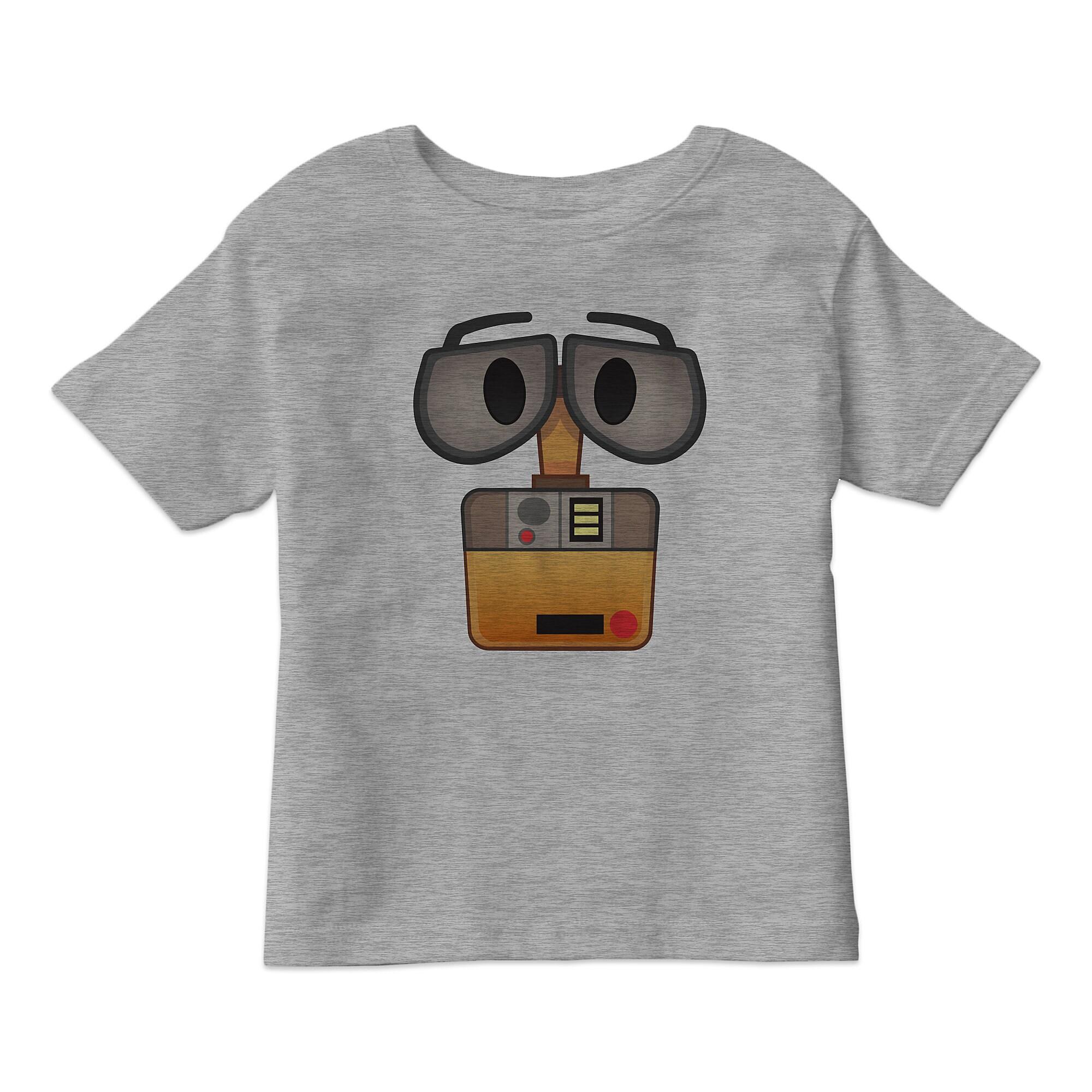 WALL•E Emoji Tee for Kids - Customizable