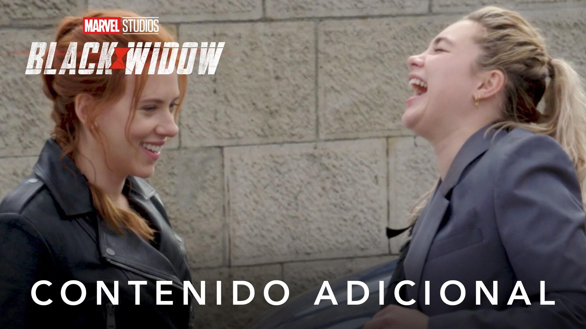 Black Widow | Contenido Adicional | Reunión familiar