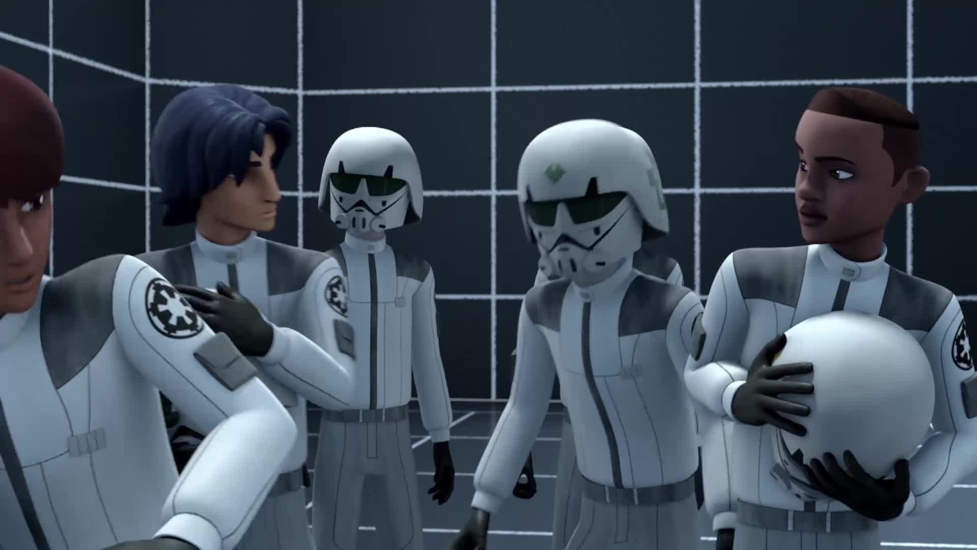 Star Wars Rebels - Undercover