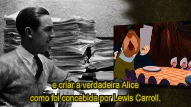 Os curtas de Alice - Alice no País das Maravilhas