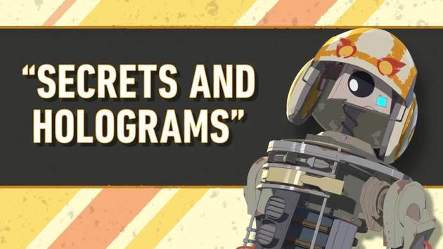 "Bucket's List: ""Secrets and Holograms"" - Star Wars Resistance"
