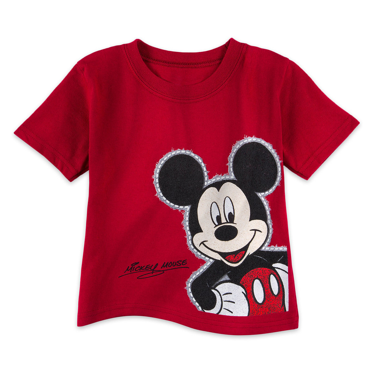 Product Image Of Mickey Mouse Outline Tee For Toddlers 1