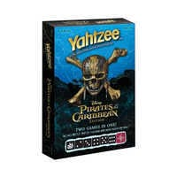 Image of Pirates of the Caribbean Yahtzee Game # 1