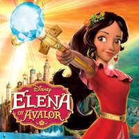 Image of Elena of Avalor Soundtrack CD # 1