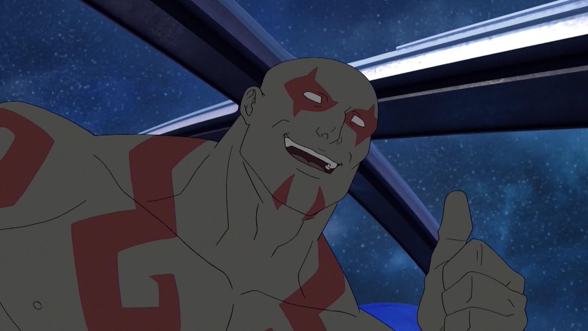 Guardianes de la galaxia, nuevos episodios en Disney XD