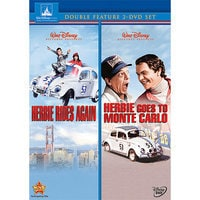 Herbie Rides Again and Herbie Goes to Monte Carlo DVD - 2 Movie Collection
