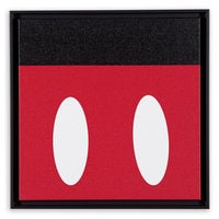 Mickey Mouse ''Mickey Quartet Part II'' Framed Giclée on Canvas by Ethan Allen