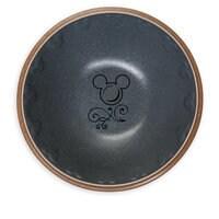 Mickey Mouse Icon Bowl Set - Disney Kitchen - Gray / Tan