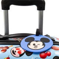 Image of Disney Emoji Luggage - 26'' # 2