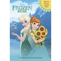 Image of Frozen Fever Book # 1