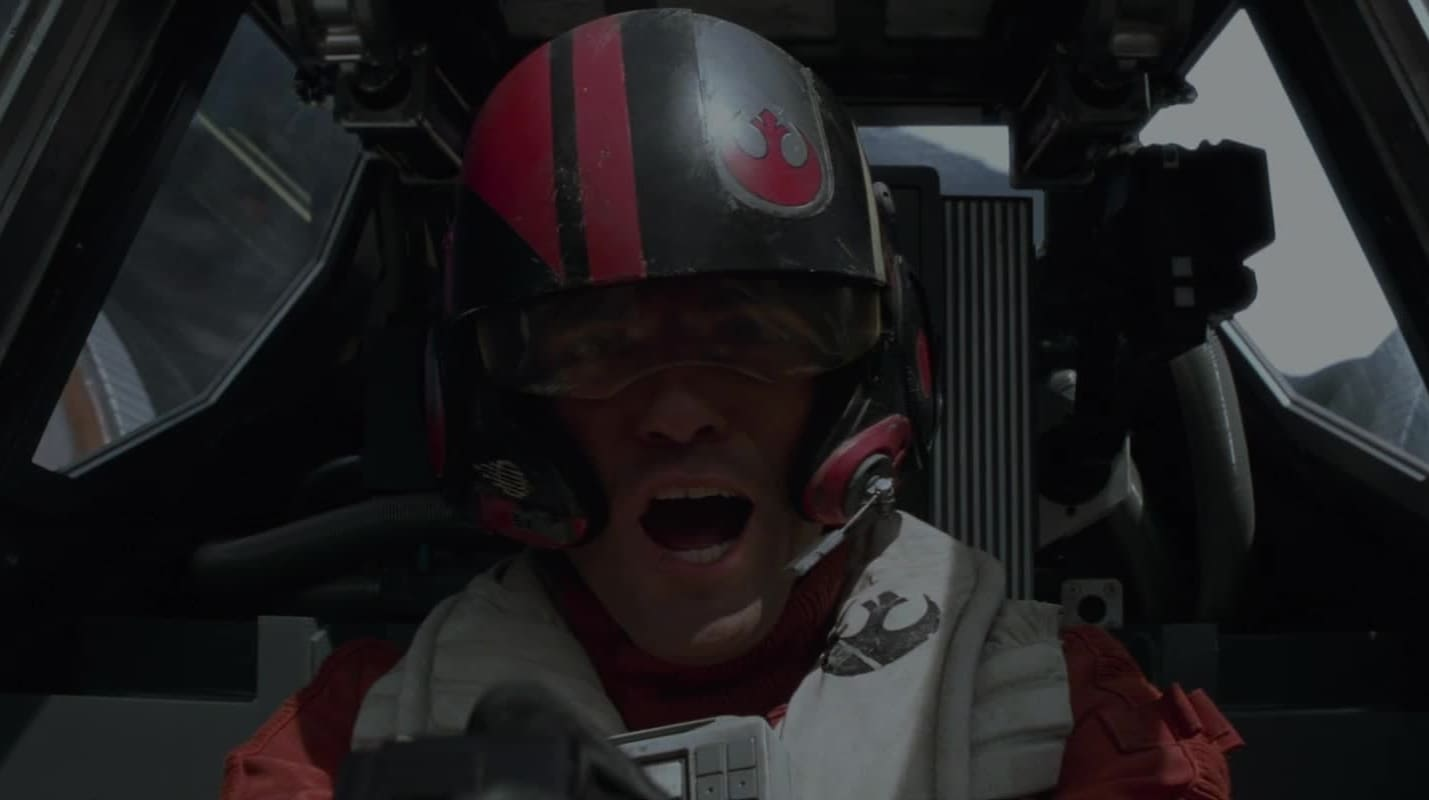 Star Wars: The Force Awakens - One Hell Of A Pilot