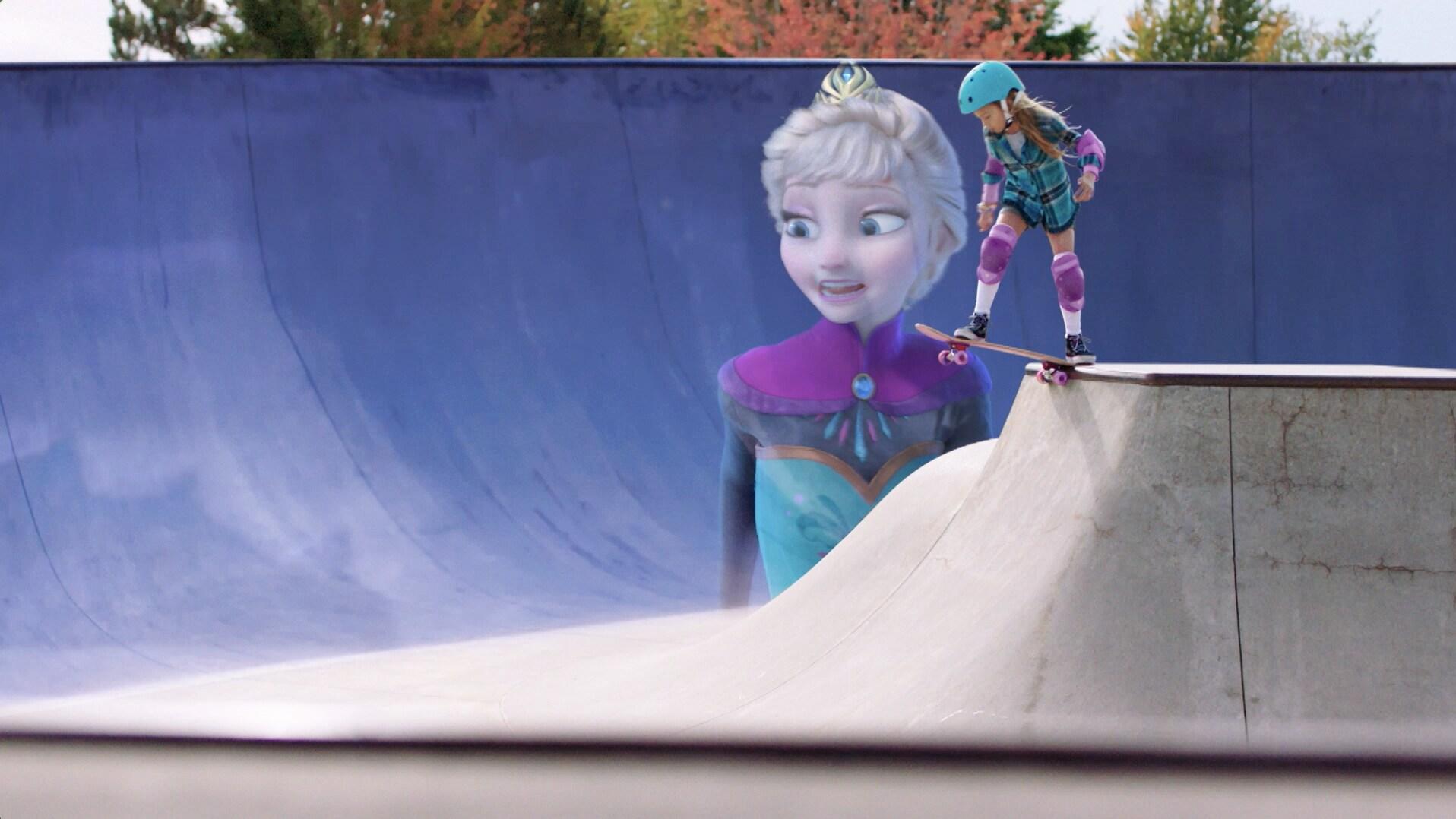 Projeções - Sou Princesa, Sou Real