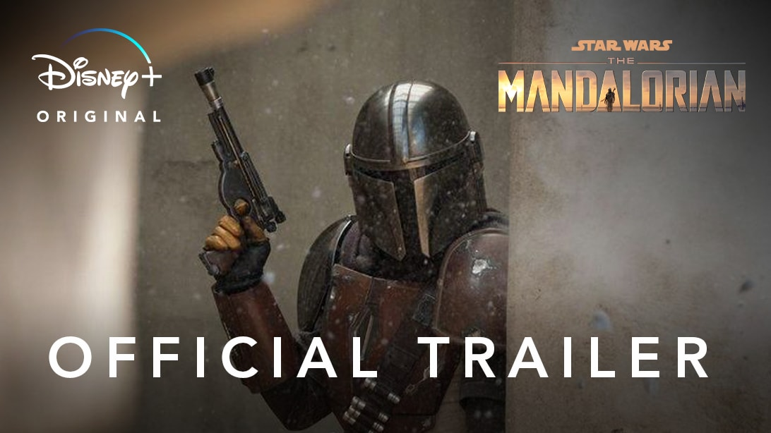 The Mandalorian | Official Trailer | Disney+ | Streaming November 12