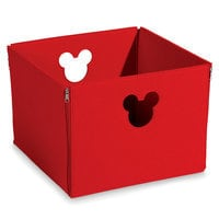 Image of Mickey Mouse Fantastic Felt Square Basket by Ethan Allen # 3