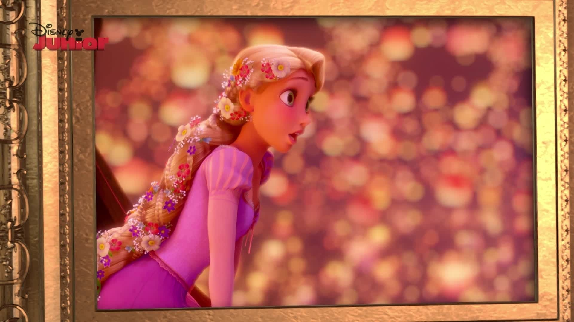 I Am A Princess - Rapunzel