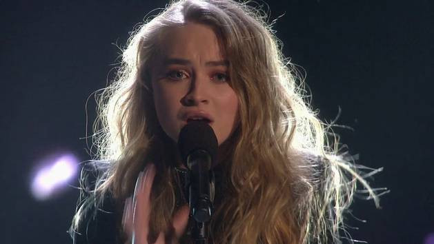 "Sabrina Carpenter - ""We'll Be the Stars"" & ""Eyes Wide Open"" - 2015 RDMA Performance"