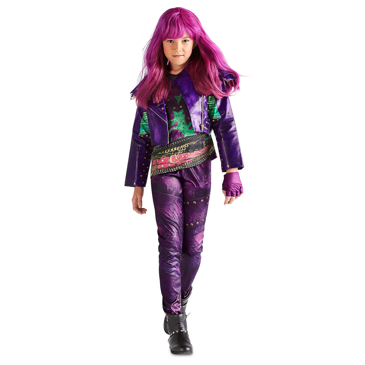 product image of mal costume collection for kids descendants 1
