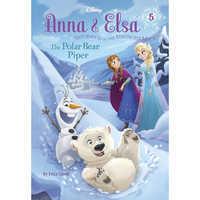 Image of Anna & Elsa 5: The Polar Bear Piper Book # 1
