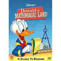 Image of Donald in Mathmagic Land DVD # 1