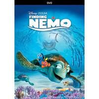 Image of Finding Nemo DVD # 1