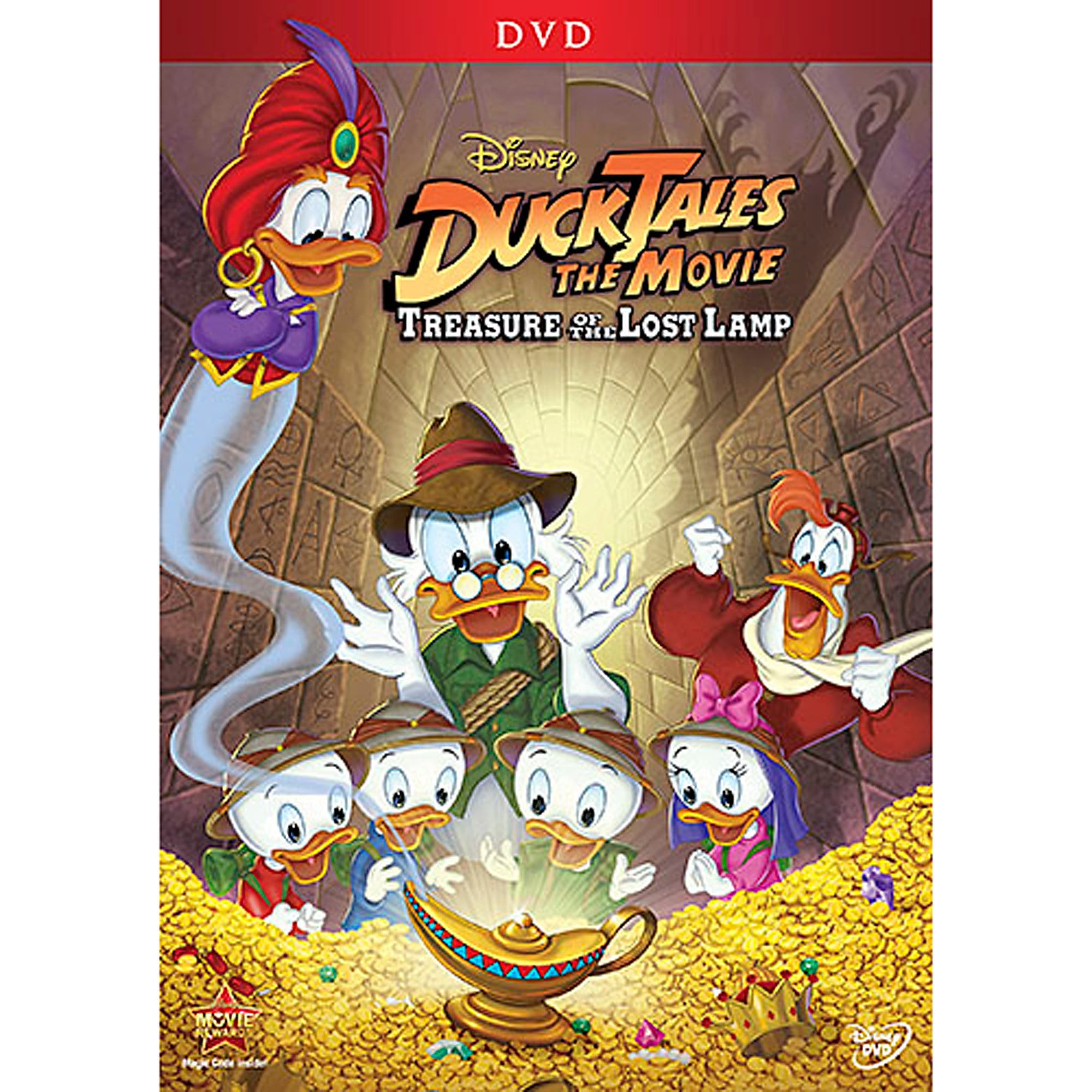 DuckTales the Movie: Treasure of the Lost Lamp DVD | shopDisney