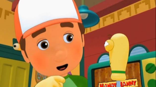 Handy Manny: Handy Helpers - Little Gardener