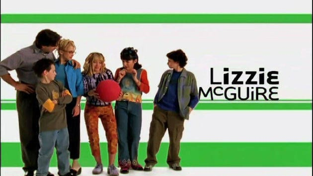 Lizzie McGuire Theme Song