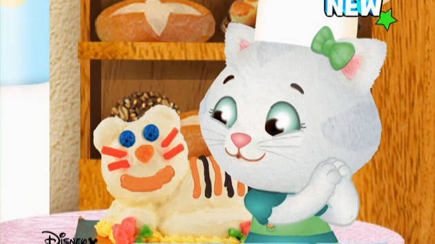 Daniel Tiger's Neighbourhood: Meet Katarina & O - Everyday, 8.30am