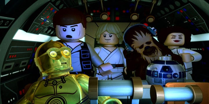 Las Nuevas Crónicas de Yoda: Huida del Templo Jedi 1