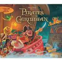 Image of Pirates of the Caribbean Book # 1