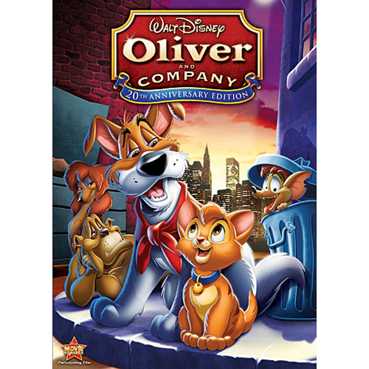 Oliver and Company DVD   shopDisney