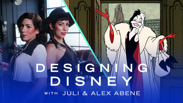 These Twins Get Inspiration From Disney Villains for Their Costume Designs | Designing Disney by Disney Style