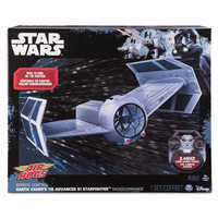 Image of Remote Control Darth Vader's TIE Advanced X1 Starfighter - Star Wars # 4