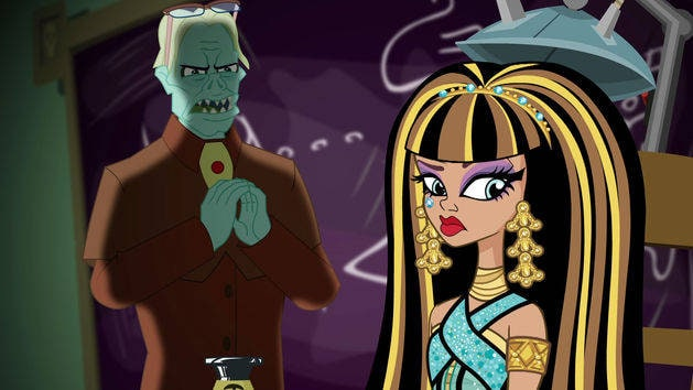 The Nine Lives of Toralei  Monster High Episode  Disney Video
