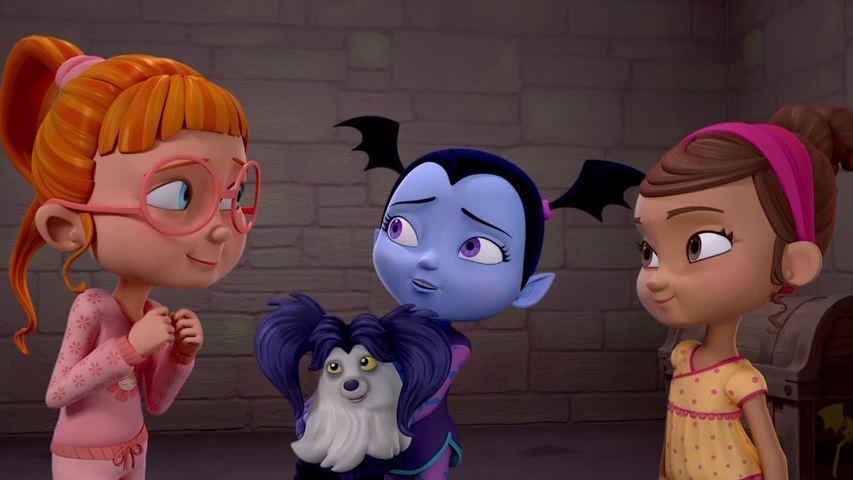 Telling the Truth | Vampirina | Now On Disney DVD