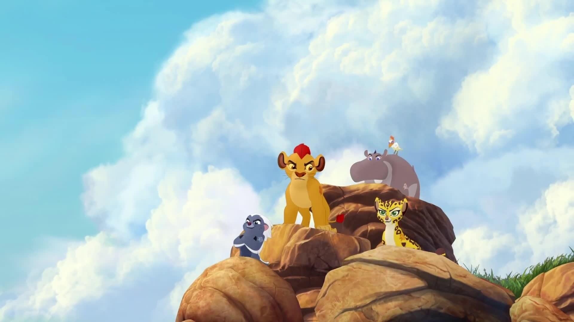 Die Garde der Löwen - Die Versammlung der Oberhäupter