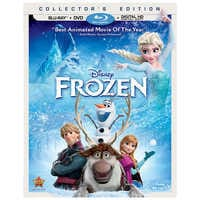 Image of Frozen Blu-ray Collector's Edition # 1