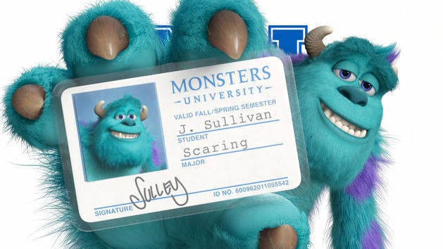 Roar - Monsters University Soundtrack