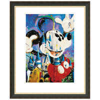 Image of ''Mickey and Castle'' Giclée by Randy Noble # 3