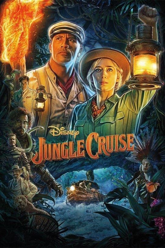 Jungle Cruise Trailer Startdatum Disney