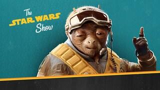 George Lucas visits The Mandalorian and Justin Ridge talks Resistance