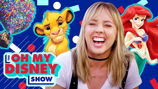 Everything Disney with Ashley Nichole | Oh My Disney