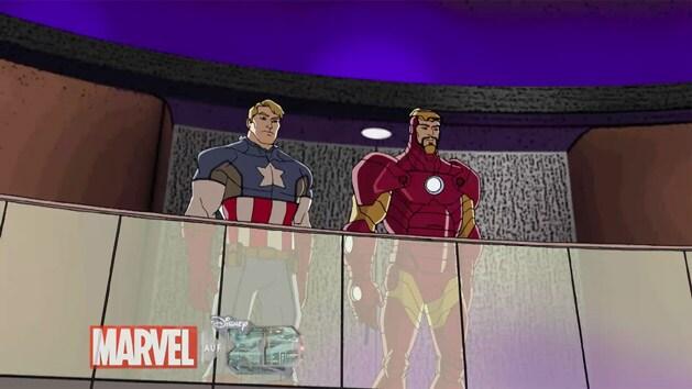 Die Rückkehr der Avengers – Teil 2