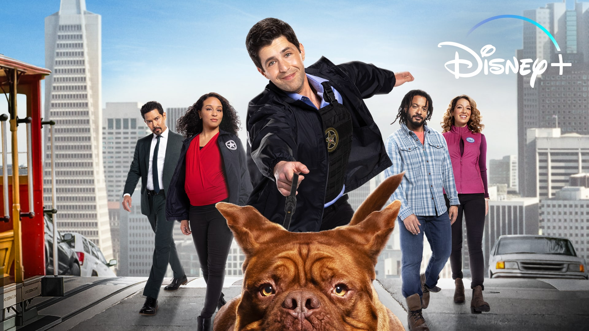 Turner & Hooch Green Carpet and Premiere | What's Up, Disney+