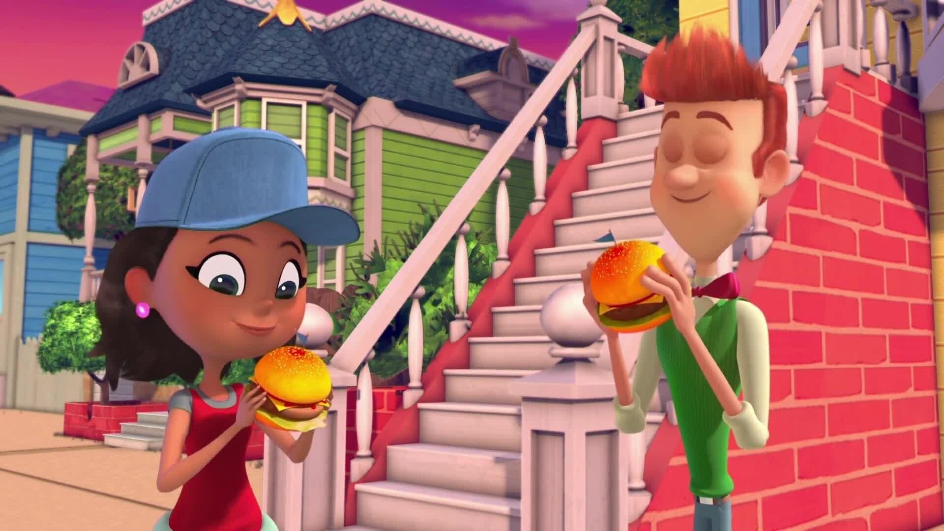 Welpen Freunde - Die Burger-Mission / Das Insel-Abenteuer
