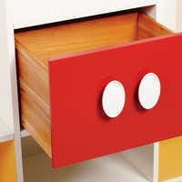 Image of Mickey Mouse Colorblocked Cubbies by Ethan Allen # 2