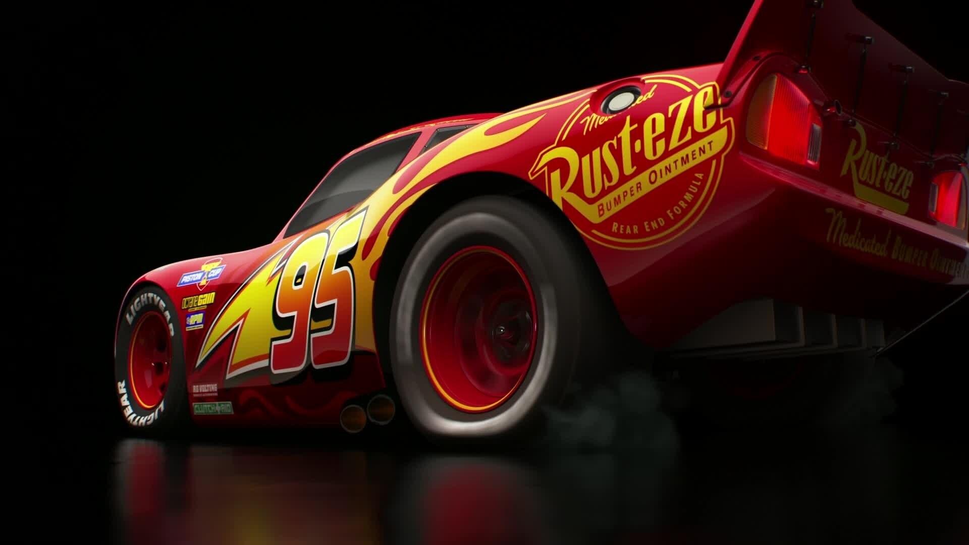 Lightning McQueen'le Tanışın
