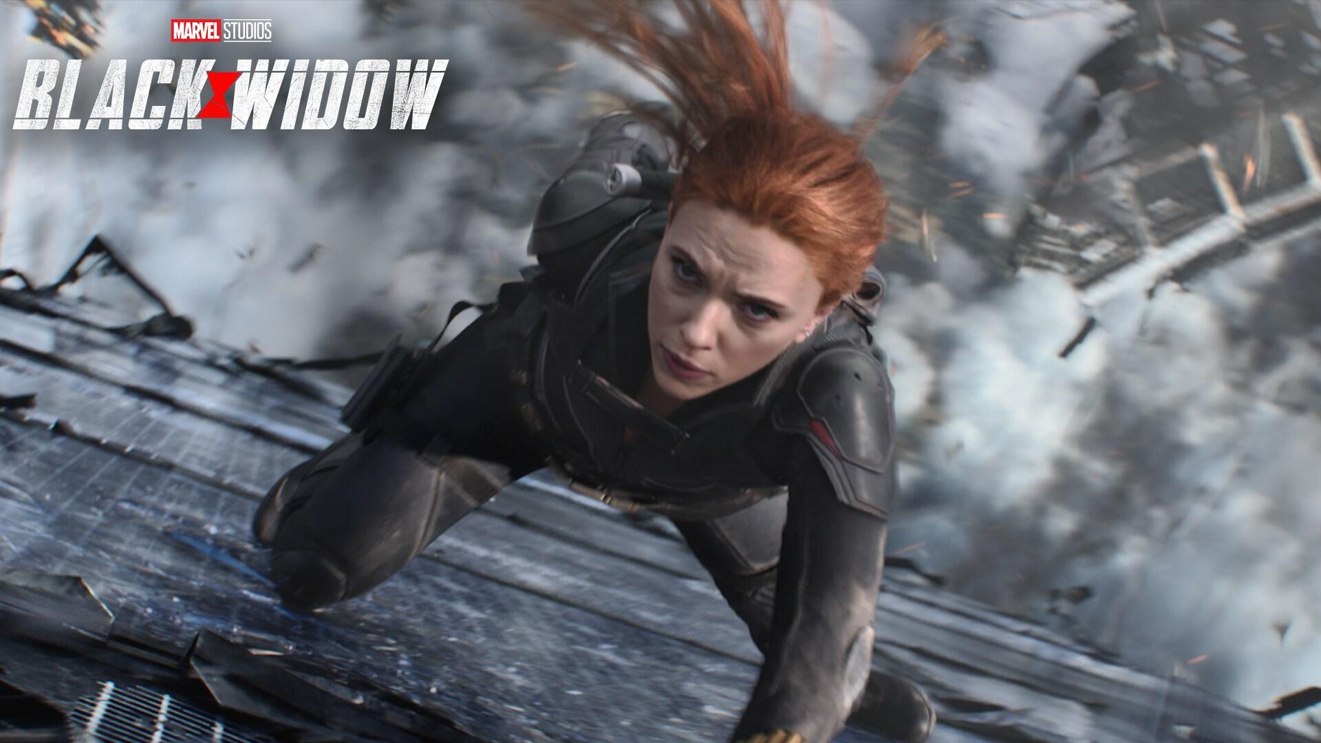 Jump | Marvel Studios' Black Widow