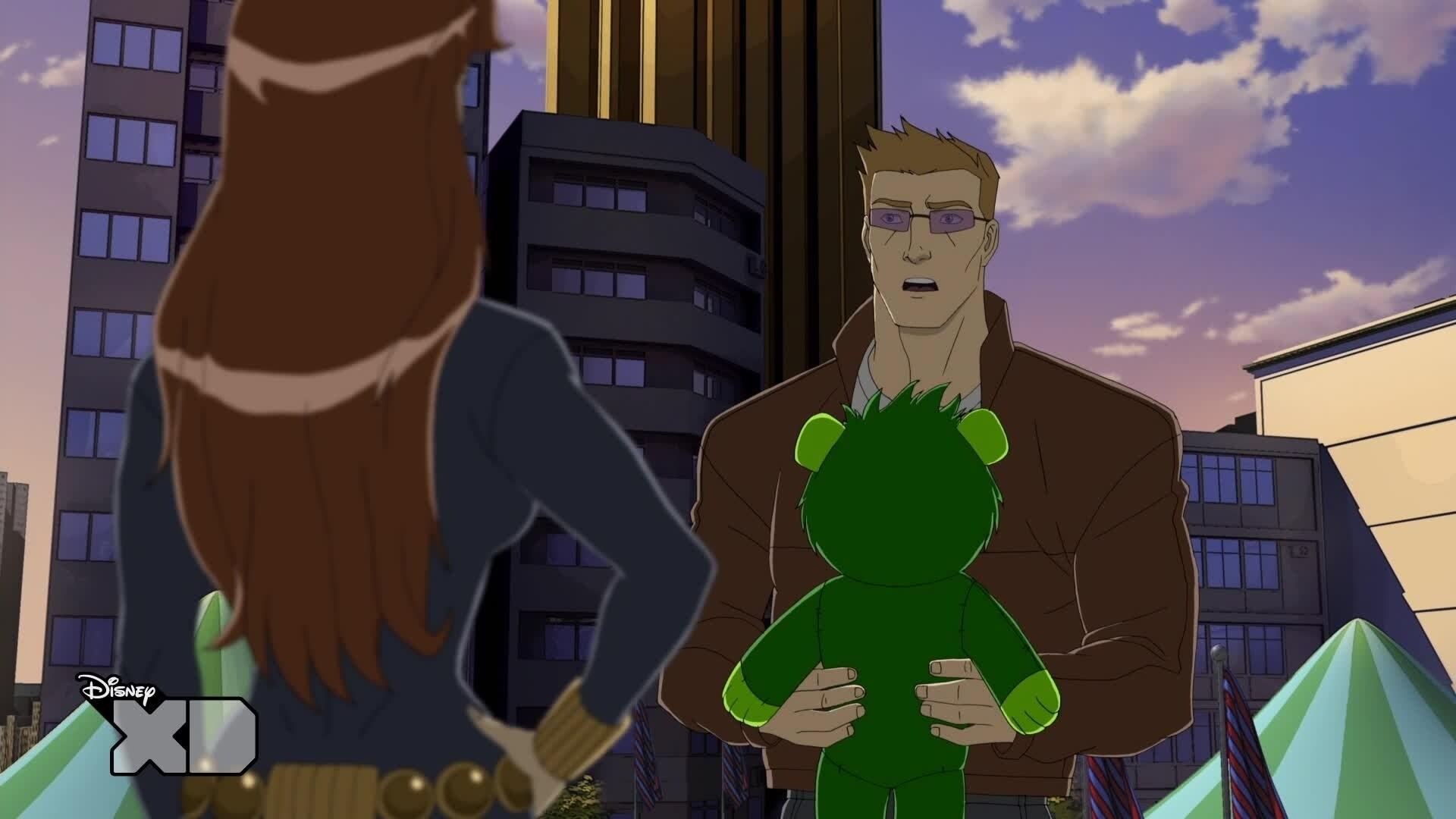 Marvel Avengers Rassemblement - Saison 1 Épisode 8 - Premières minutes
